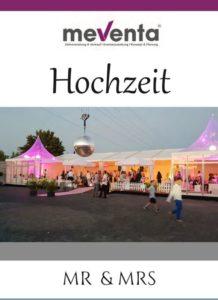 Hochzeitsbroschüre - jetzt gratis downloaden!