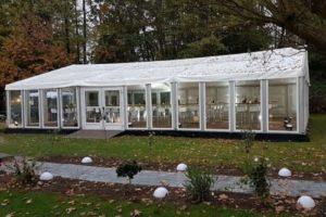 Galerie - Erhalten Sie weitere Eindrücke über unsere Glaszelte und Transparente Planen Zelte