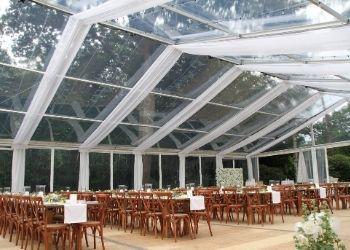 Zeltverleih - Meventa Hochzeitszelt