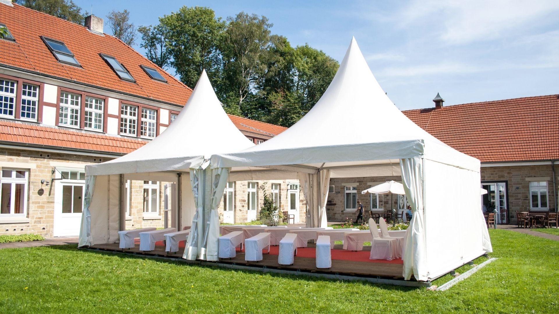 Zeltverleih Essen - Das passende Zelt von Meventa für Ihr Event